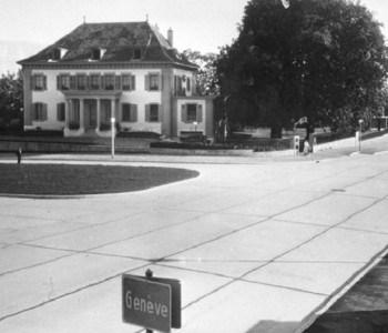 L'Ecole Hôtelière de Geneve En 1900
