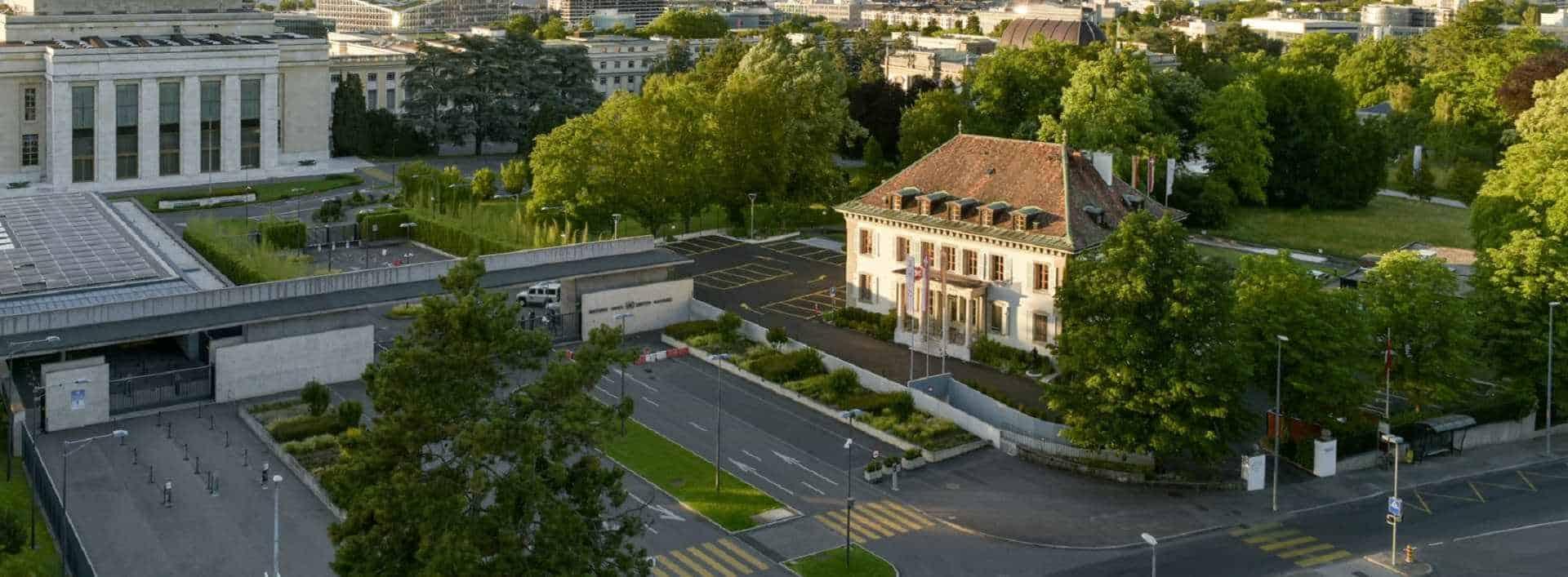 Quand l'hisotire rencontre le futur de l'Ecole Hôtelière de Genève