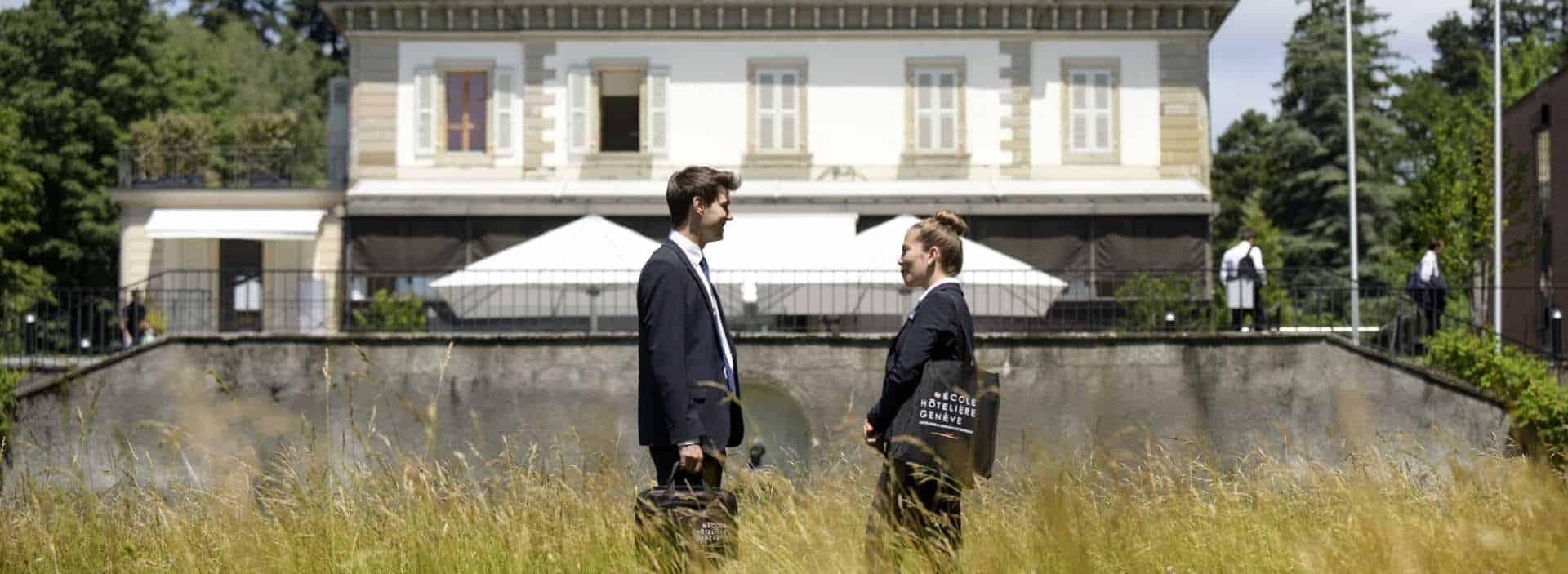Date des Stages des éleves de l'école Hôtelière de Geneve en Suisse