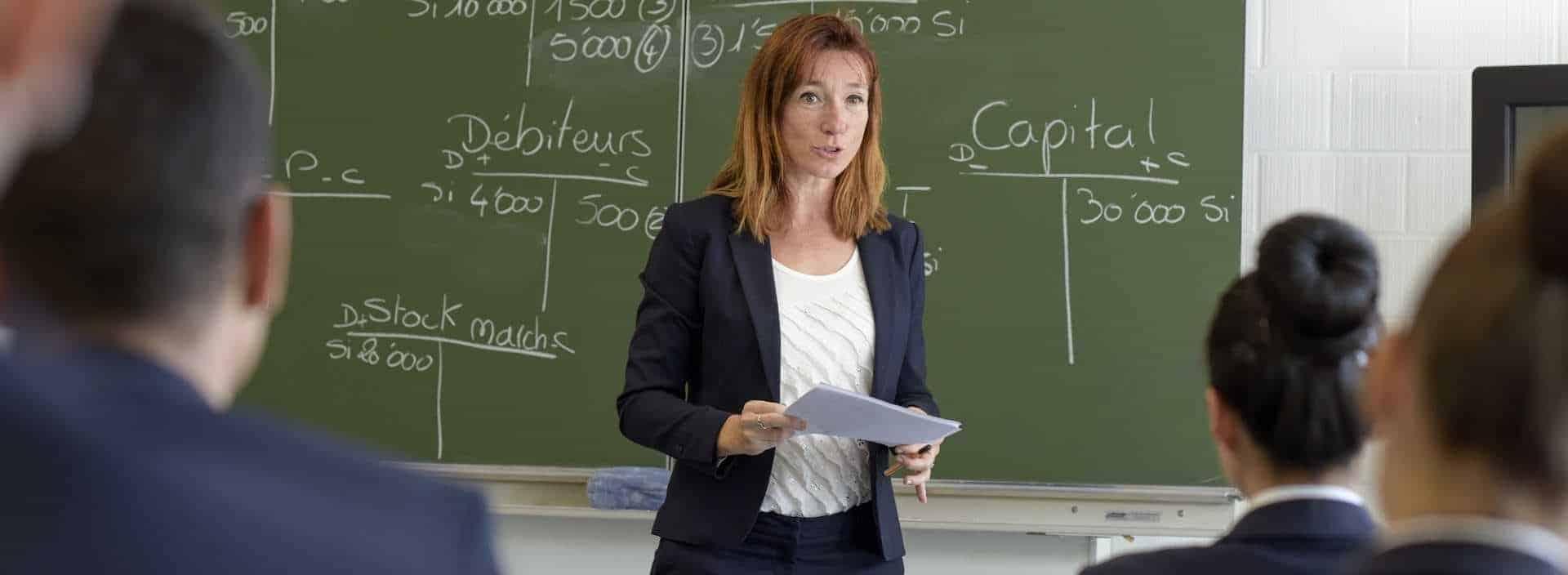Découvrez le Cursus avec le Programme de DIplome a l'Ecole Hôtelière de genève
