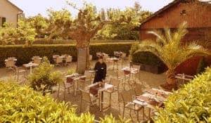 Déjeuner en terrasse a L'Auberge de Chambesy Signé by EHG 44