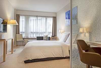 Etudier a l'Ecole Hôtelière de Genève et pratiquer a l'Hôtel Starling Residence a Carouge
