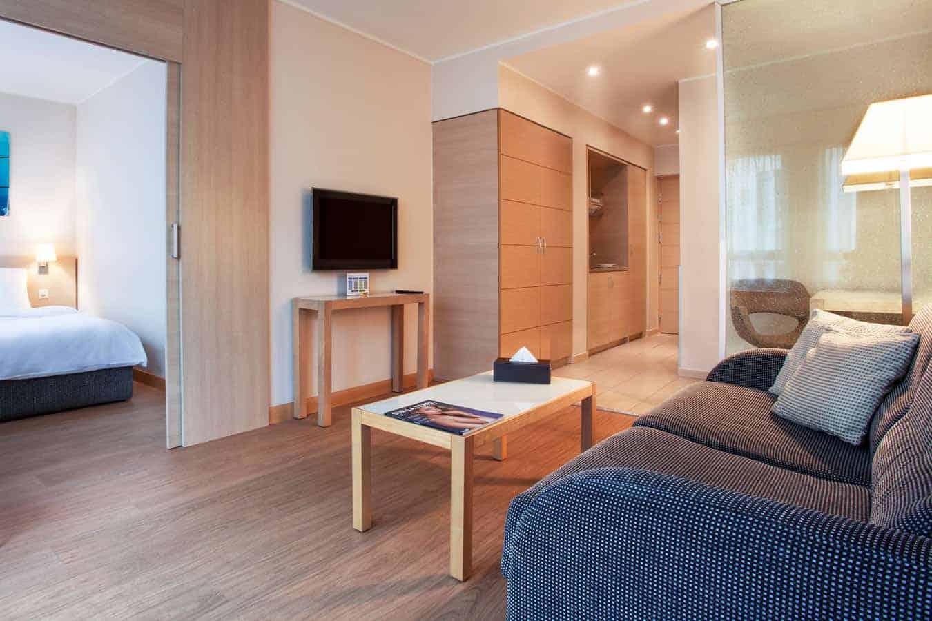 Réserver une chambre familiale au Starling résidence a geneve