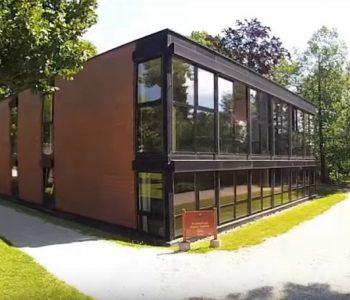 L'Ecole Hôtelière de Geneve Et son nouveau batiment