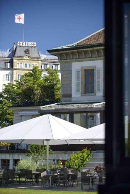 Pour les Parents l'Ecole Hôtelière de Genève