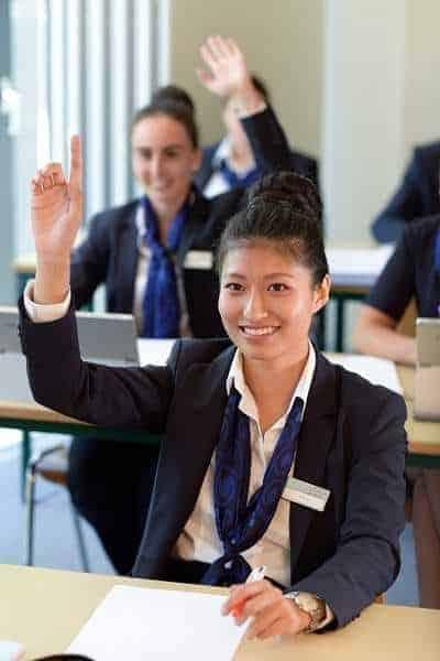 Connaitre les dates de stages des étudiants de l'école hôtelière