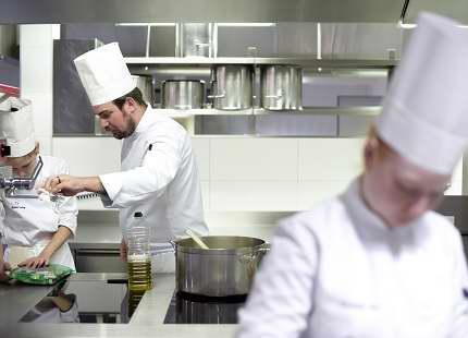 Programme de Diplome A l'école hôtelière de Geneva