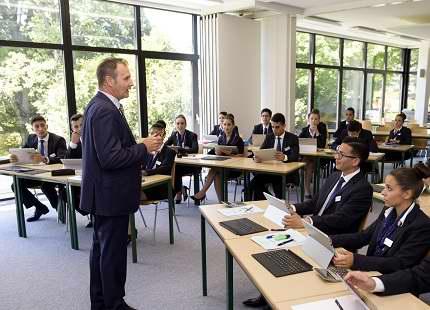 Programme de formations de L'Ecole Hôtelière de Geneve