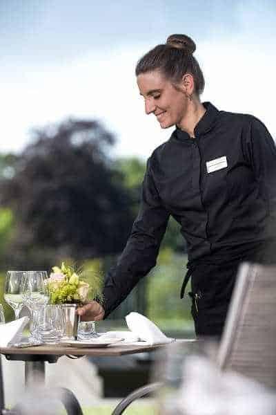 Reserver au Restaurant Vieux Bois de l'Ecole Hôtelière de Genève