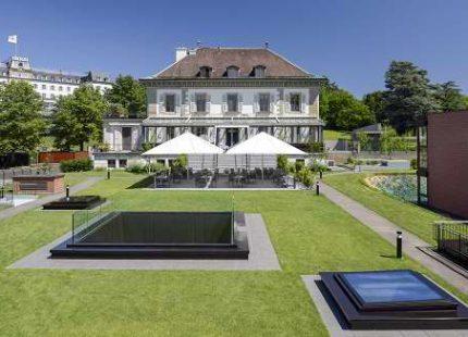 Visiter le Campus de l'Ecole Hôtelière de Genève en Suisse