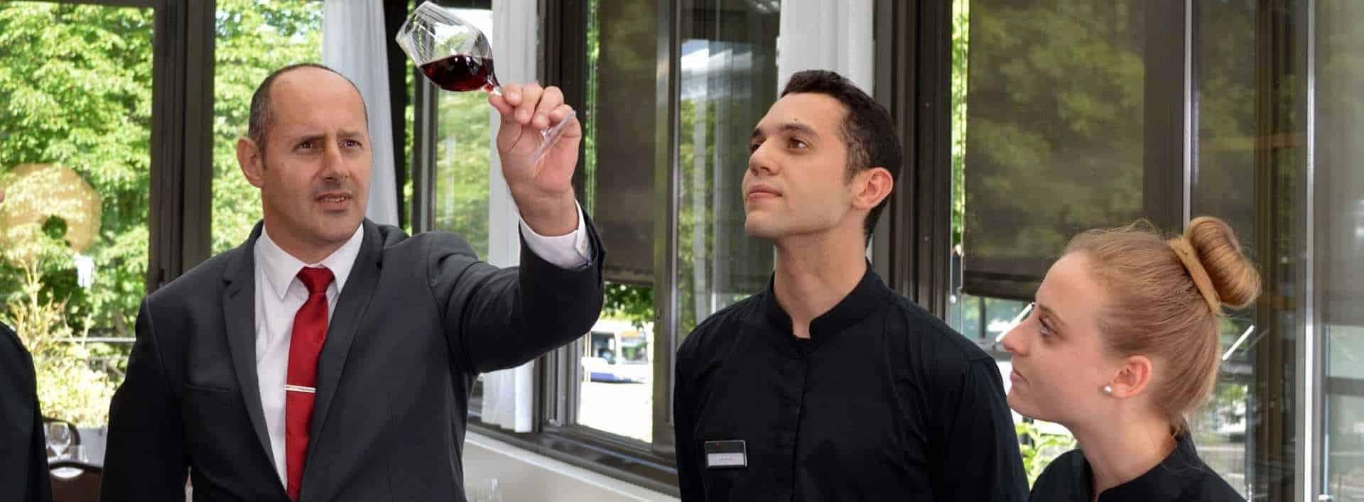 Recruter un Stagiaire de l'Ecole Hôtelière de Geneve