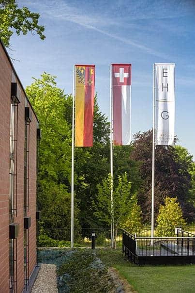 Campus de l'Ecole Hôtelière de Genève, un lieu de vie a decouvrir pour les parents