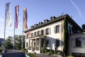 Restaurant Vieux Bois a Geneve