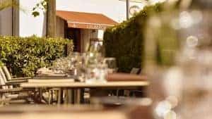 Réserver votre Business Lunch en Terrasse a L'Auberge de Chambesy by EHG 1920 x 1080