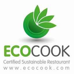 Logo Ecocook Restaurant Vieux Boix, certification Niveau 3