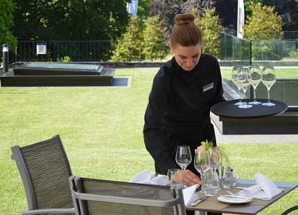 Etre certifié Ecocook pour le Restaurant Vieux Bois a Genève