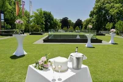 Organiser son mariage a l'ecole hôtelière de Genève au bord du lac léman
