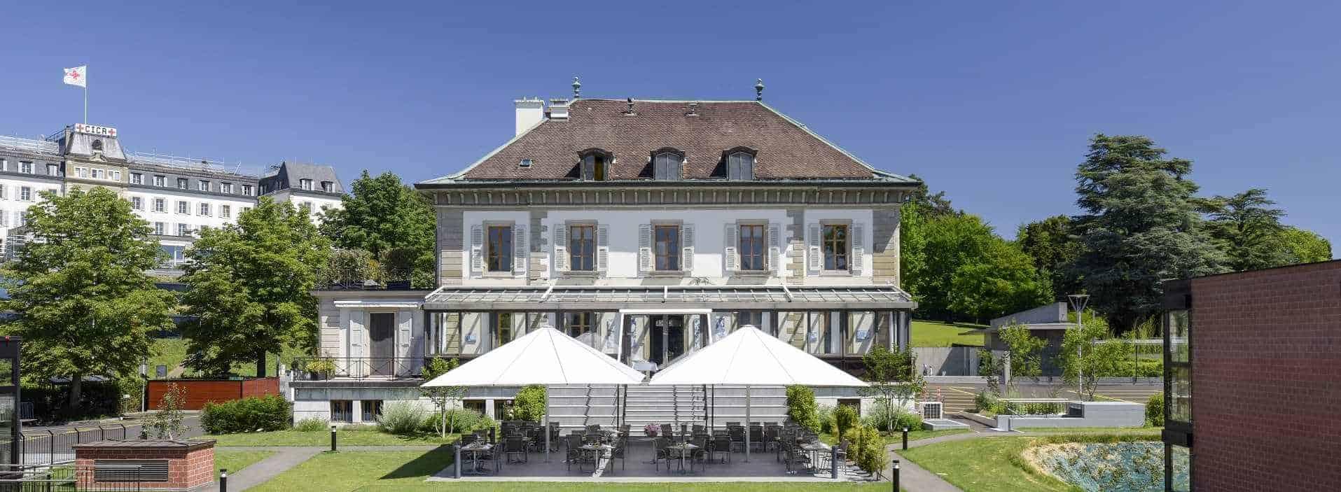 Restaurant Vieux Bois Geneve - Découvrez un restaurant a Genève, le Restaurant Vieux Bois a Geneve avec sa superbe Terrasse