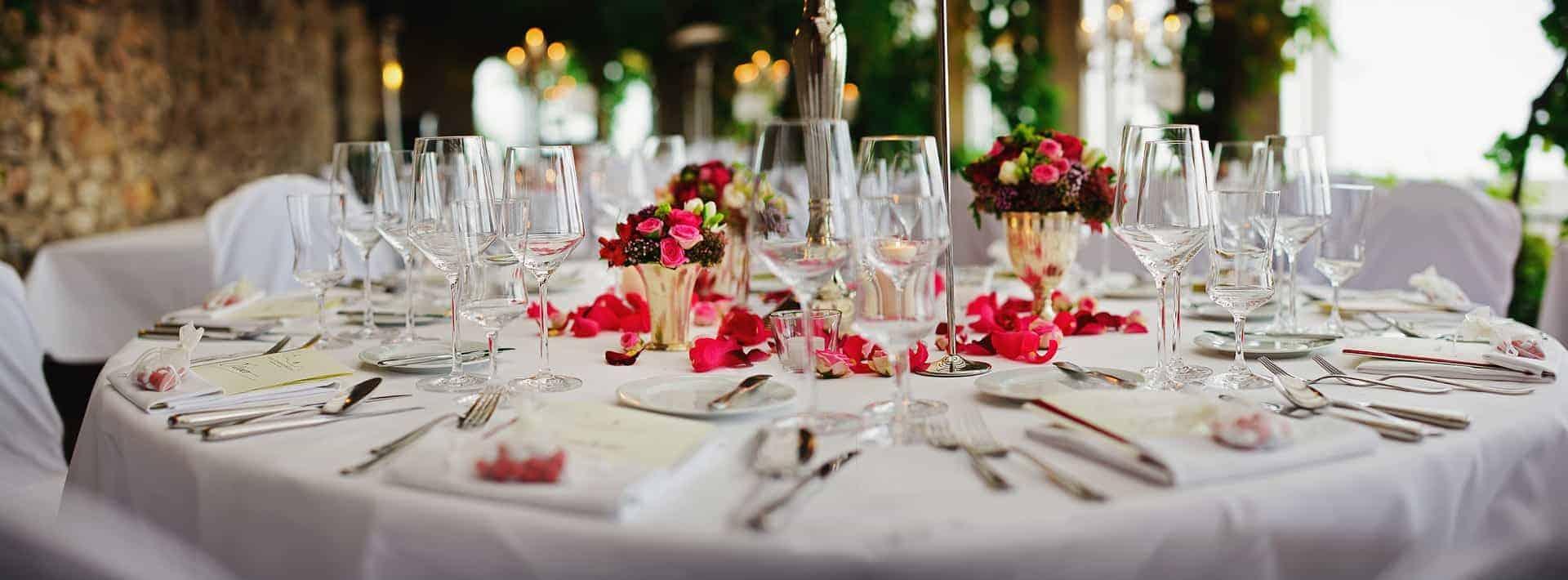 Organiser un diner de gala a Genève