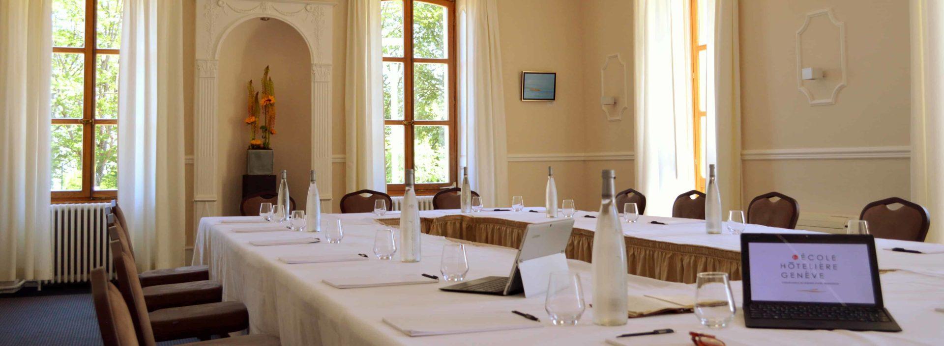 Restaurant Vieux Bois a Geneve Location de Salle