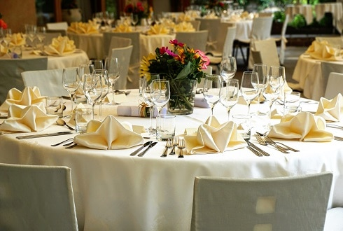 catering banquet In Geneva - traiteur pour banquet a genève EHG traiteur