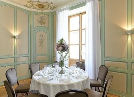 Repas d'Affaires a Genève au restaurant vieux bois de Genève