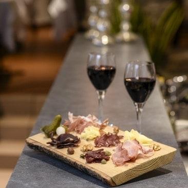 Degustation de Vins au restaurant l auberge a chambesy