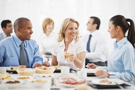 organiser un petit dejeuner d affaires a geneve au restaurant vieux bois