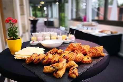 Restaurant Vieux Bois à Genève, Profitez de nos pauses café lors de votre seminaire au restaurant a Genève