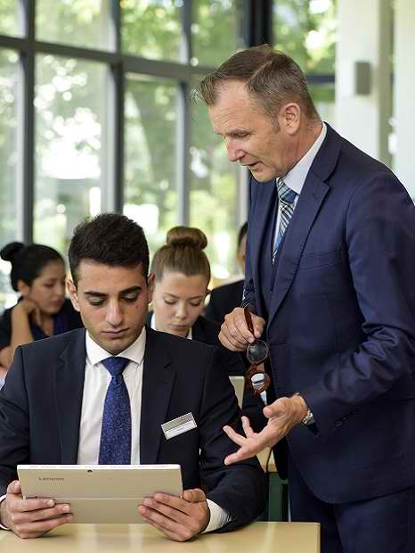 Hospitality Career opportunity at Hotel Management School Geneva