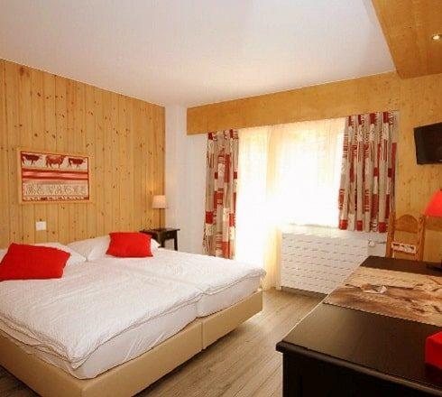 Anifor - HOtel de la Pointe a Zinal, reserver votre chambre