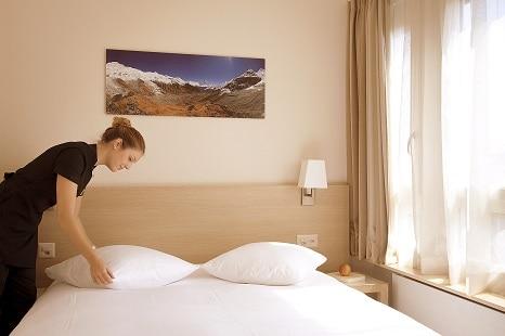 Gouvernante d'hôtel - Formation professionnelle en Hôtellerie ANIFOR Valais