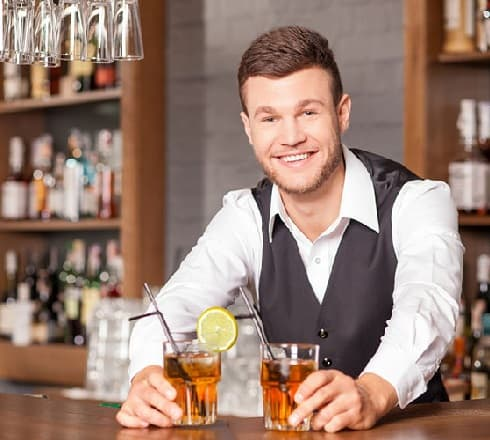 Become trained as a Bar Manager in Switzerland - Programme de Cours - Cours de Gestionnaire de Bar au Centre Anifor du Val d'Anniviers en Suisse