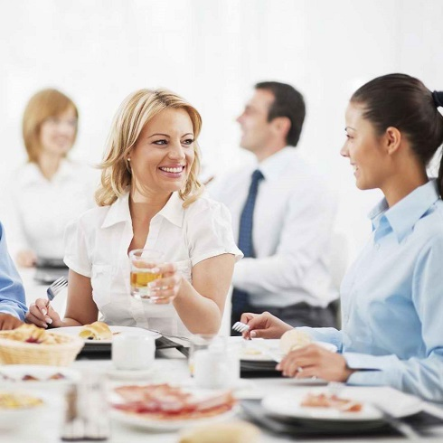 Organize your Business Breakfast in Geneva at restaurant vieux bois genève