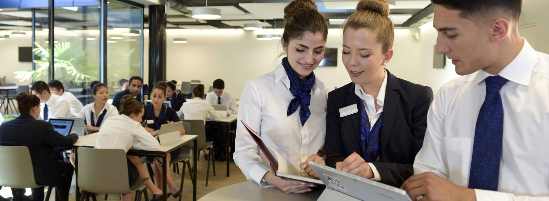 What are the hotel school's rate - tuition fees from Hotel Management School Geneva.