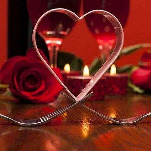 Diner de la Saint Valentin au Restaurant Vieux Bois Geneve