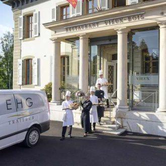 EHG Traiteur Genève, Le Service Traiteur de Luxse de Genève pour une fête inoubliable