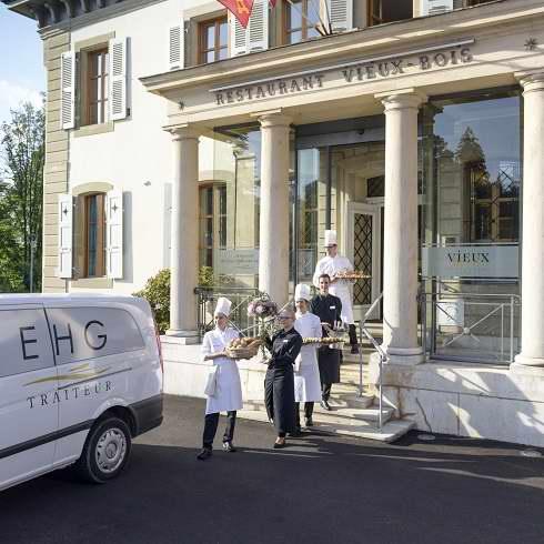 EVENT CATERER in Geneva - EHG Traiteur Genève, Le Service Traiteur de Luxse de Genève pour une fête inoubliable