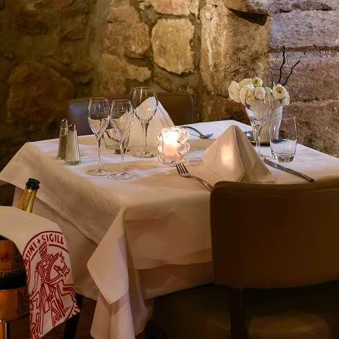 Restaurant l'Auberge in Chambesy | Menu Réservez votre diner dans une ambiance intime et feutree - restaurant a chambesy l Auberge en Suisse