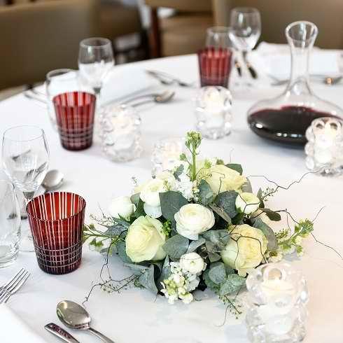 Reserver notre salle privée pour votre mariage ou votre soiree d'entreprise restaurant l'auberge a chambesy suisse