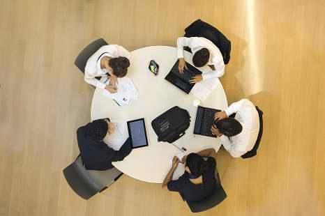 Suisse - Le Campus de l'Ecole Hôteliere de Geneve