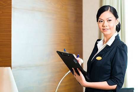 Train for the job of Hotel Housekeeper in luxury hotel or Resort at Hotel Management School of Geneva Switzerland
