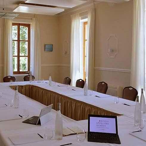 Réservez votre salle de réunion au restaurant vieux bois à Genève près de l'ONU