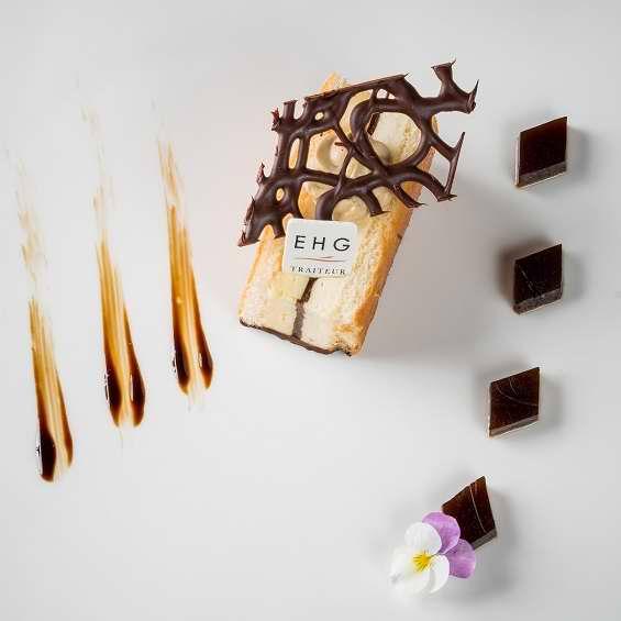 EHG Traiteur, Nos desserts au chocolat préparés par le service Traiteur de l'Ecole Hôtelière Genève pour réussir votre événement