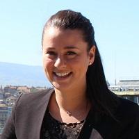 Alison Viard Alumni de l'Ecole Hoteliere de Geneve
