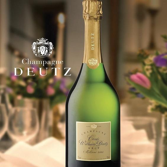 Restaurant l'Auberge a Chambesy- Soirée Accord mets et champagne Deutz le 28.11.2019 - Soirée mets et champagne - soirée thématique restaurant chambesy