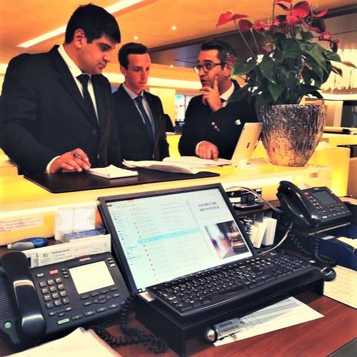 les coulisses du Grand Hotel Kempinski Geneva