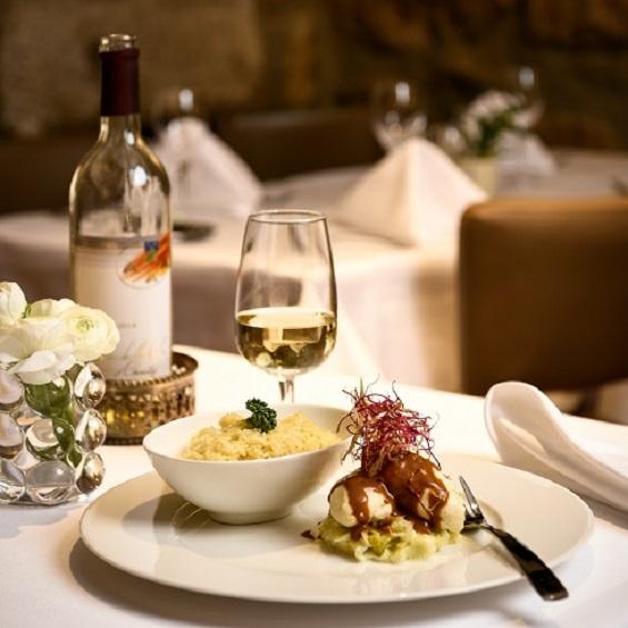 Découvrez une cuisine fait avec des produits du terroir GRTA au restaurant l'Auberge - Restaurant a Chambesy Geneve
