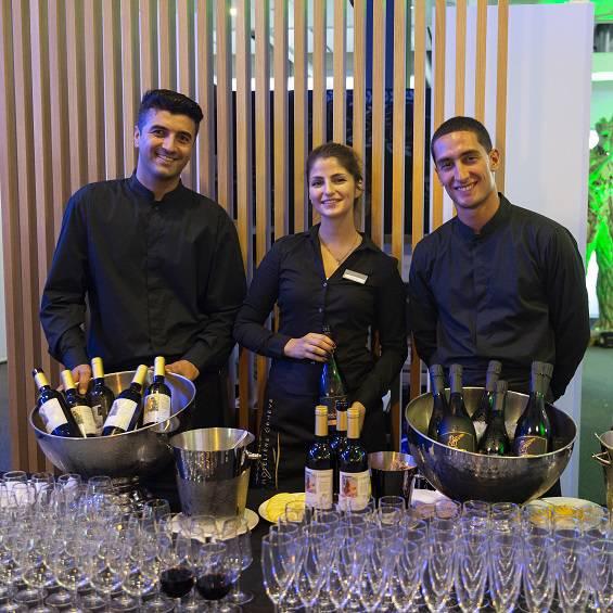 Organiser un buffet avec le service traiteur EHG Traiteur Genève - mariage banquet cocktail