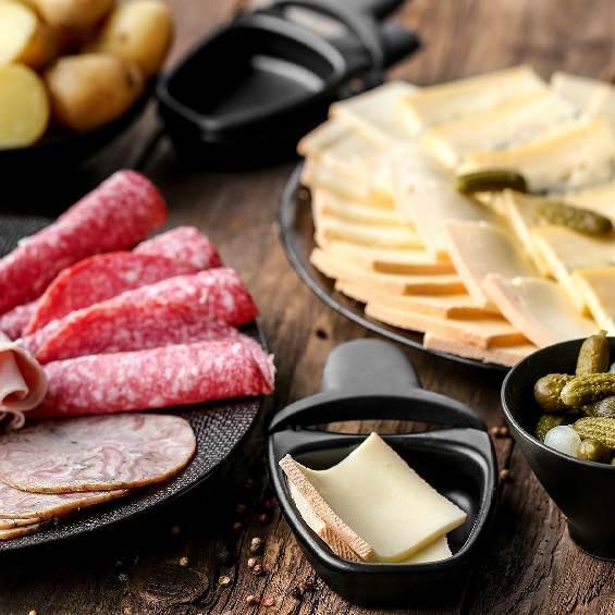 Soirée Raclette à volonté au restaurant l'Auberge a Chambesy